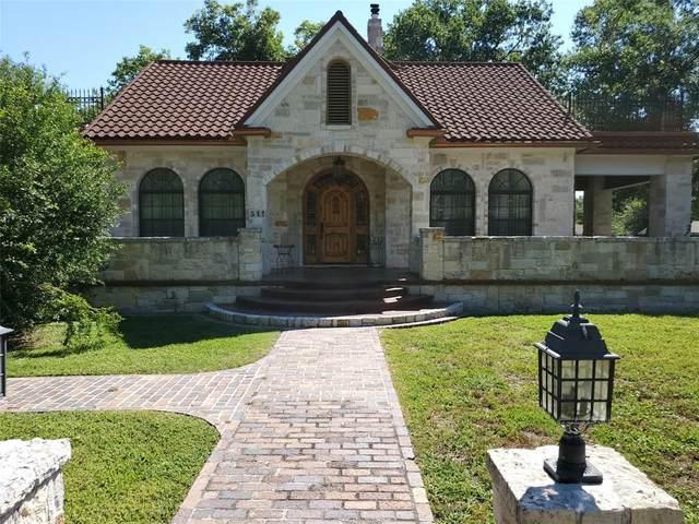 511 E Farrar Street, Groesbeck, TX 76642 (MLS #14500610) :: Team Hodnett