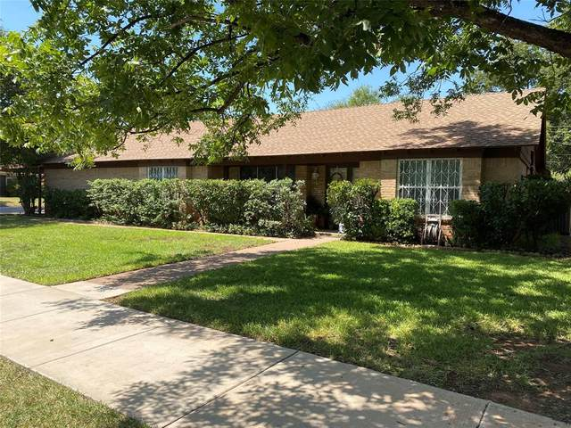 4096 N 10th Street, Abilene, TX 79603 (MLS #14500621) :: The Mauelshagen Group