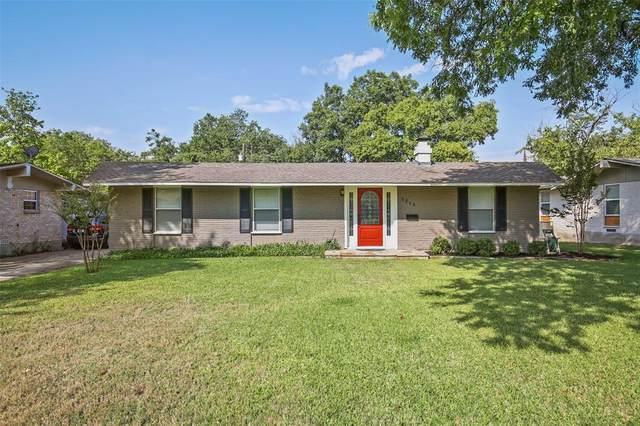 1213 Wisteria Way, Richardson, TX 75080 (MLS #14500626) :: HergGroup Dallas-Fort Worth