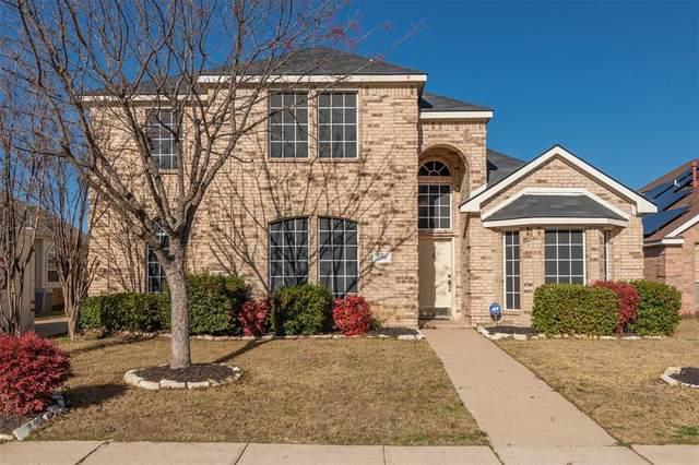 317 Hudson Falls Drive, Arlington, TX 76002 (MLS #14500635) :: Robbins Real Estate Group