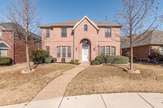 11958 Big Springs Drive, Frisco, TX 75035 (MLS #14500661) :: HergGroup Dallas-Fort Worth
