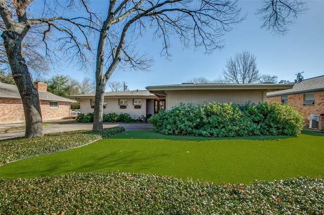 6840 Whitehill Street, Dallas, TX 75231 (#14500683) :: Homes By Lainie Real Estate Group