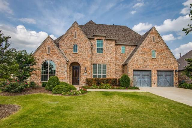 3900 Estelleine Drive, Celina, TX 75009 (MLS #14500692) :: The Good Home Team