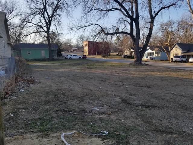 521 E Fannin E, Denison, TX 75020 (MLS #14500695) :: Trinity Premier Properties