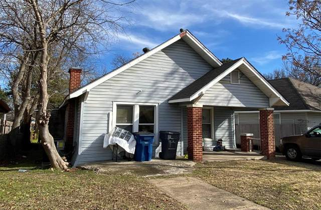 1008 S Oak Cliff Boulevard, Dallas, TX 75208 (MLS #14500707) :: Results Property Group