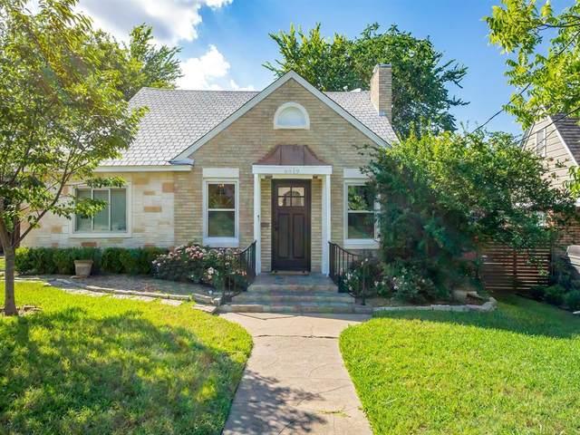 6819 Santa Fe Avenue, Dallas, TX 75223 (MLS #14500730) :: EXIT Realty Elite
