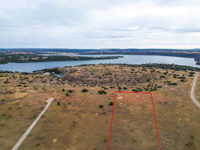 Lot 76 Lake Shore Loop, Possum Kingdom Lake, TX 76449 (MLS #14500755) :: The Kimberly Davis Group