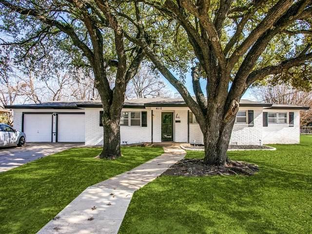4512 Redondo Street, North Richland Hills, TX 76180 (MLS #14500758) :: The Mauelshagen Group