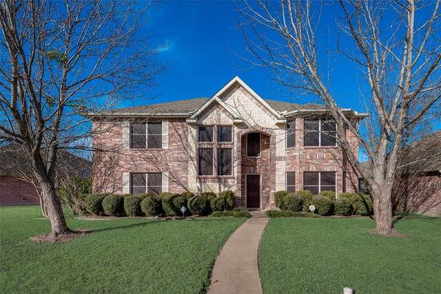 103 Hunters Trail, Red Oak, TX 75154 (MLS #14500774) :: Lyn L. Thomas Real Estate | Keller Williams Allen