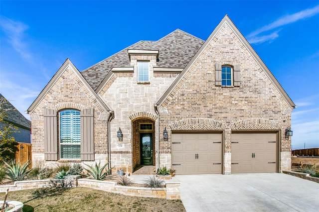 1536 Jocelyn Drive, Haslet, TX 76052 (MLS #14500783) :: The Kimberly Davis Group