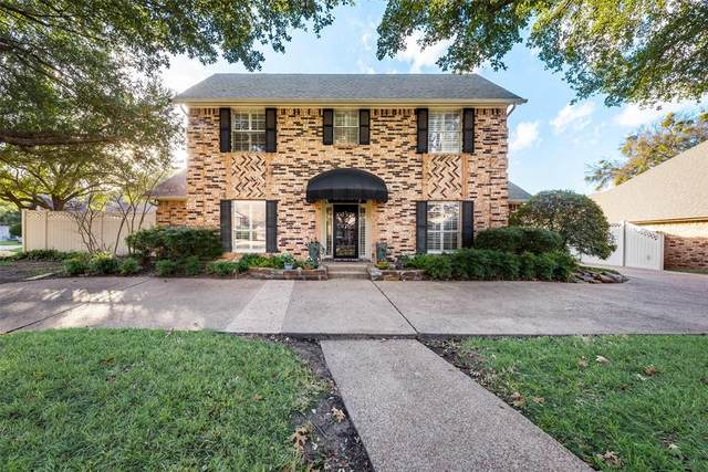 7008 Castle Creek Court, Fort Worth, TX 76132 (MLS #14500788) :: All Cities USA Realty