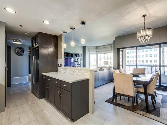 3030 Mckinney Avenue #703, Dallas, TX 75204 (MLS #14500799) :: The Kimberly Davis Group