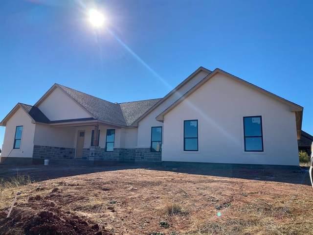 126 Garrett, Tuscola, TX 79562 (MLS #14500811) :: Frankie Arthur Real Estate