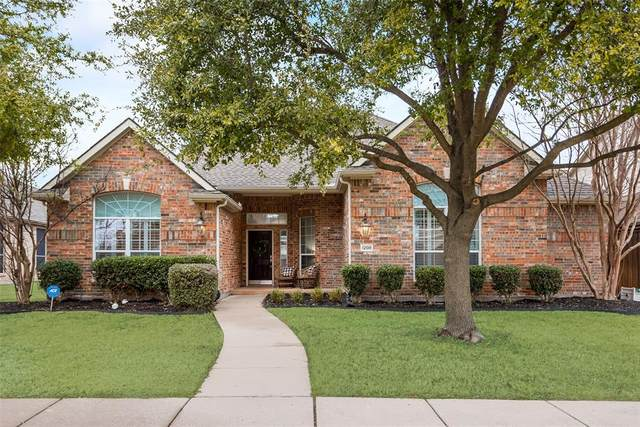 1208 Surrey Lane, Allen, TX 75013 (MLS #14500828) :: The Mauelshagen Group