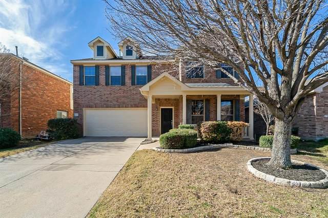 3612 Copper Ridge Drive, Mckinney, TX 75070 (MLS #14500831) :: The Good Home Team