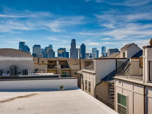 1323 Saint Joseph Street #20, Dallas, TX 75204 (MLS #14500856) :: All Cities USA Realty