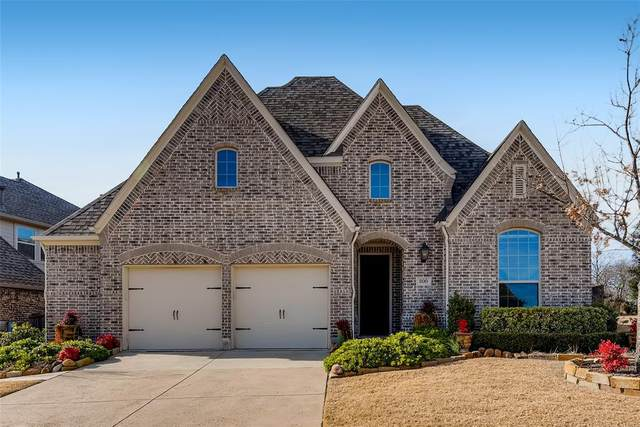 800 Snyder Drive, Mckinney, TX 75072 (MLS #14500857) :: The Kimberly Davis Group