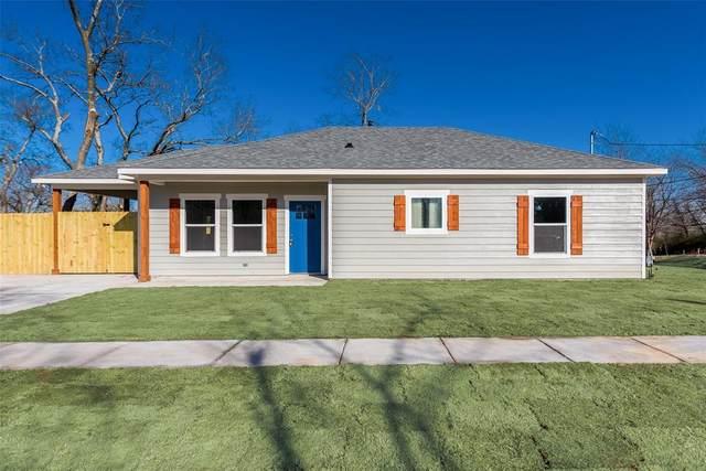 2302 Stevens Street, Greenville, TX 75401 (MLS #14500859) :: All Cities USA Realty