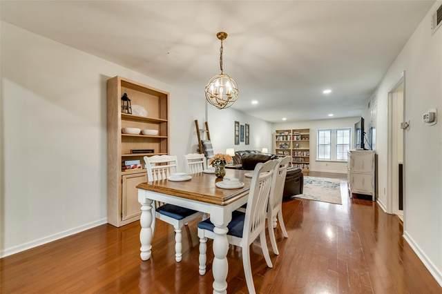 7616 Pebblestone Drive #23, Dallas, TX 75230 (MLS #14500863) :: Robbins Real Estate Group