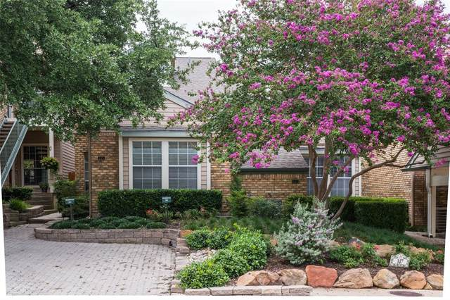 5565 Preston Oaks Road #145, Dallas, TX 75254 (MLS #14500869) :: The Mauelshagen Group