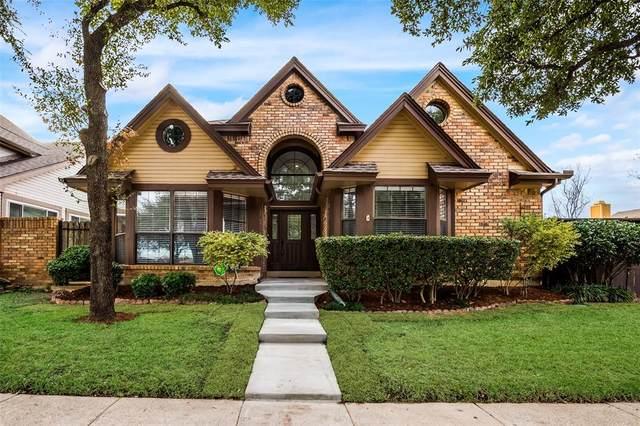 9115 Saddlehorn Drive, Irving, TX 75063 (MLS #14500921) :: The Kimberly Davis Group