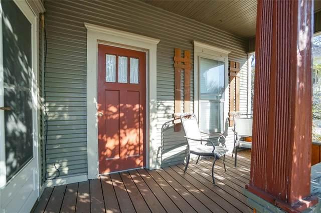 1431 W Crawford Street, Denison, TX 75020 (MLS #14500926) :: The Kimberly Davis Group