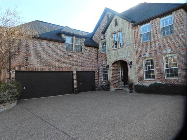 8405 Persimmon Court, Mckinney, TX 75072 (MLS #14500962) :: The Daniel Team