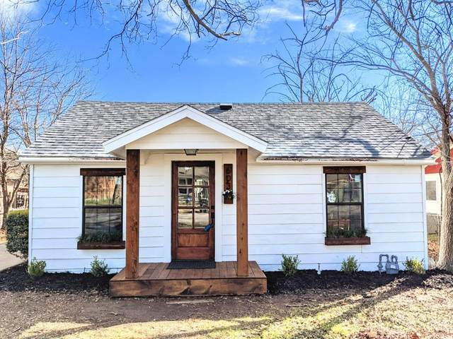 603 Lilly Street, Cleburne, TX 76033 (MLS #14500987) :: The Good Home Team
