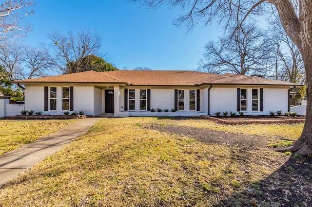 2504 Creekcove Drive, Plano, TX 75074 (MLS #14501000) :: Team Hodnett