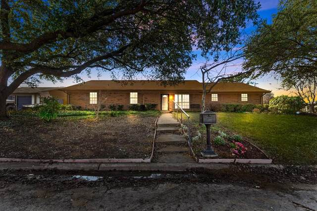 2321 Georgetown Drive, Denton, TX 76201 (MLS #14501001) :: The Mitchell Group