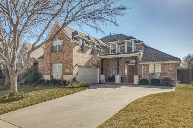 3517 Lindale Drive, Mckinney, TX 75072 (MLS #14501010) :: The Mauelshagen Group
