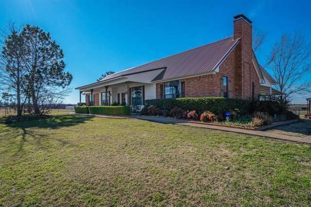 1340 Vz County Road 2502, Canton, TX 75103 (MLS #14501012) :: The Tierny Jordan Network