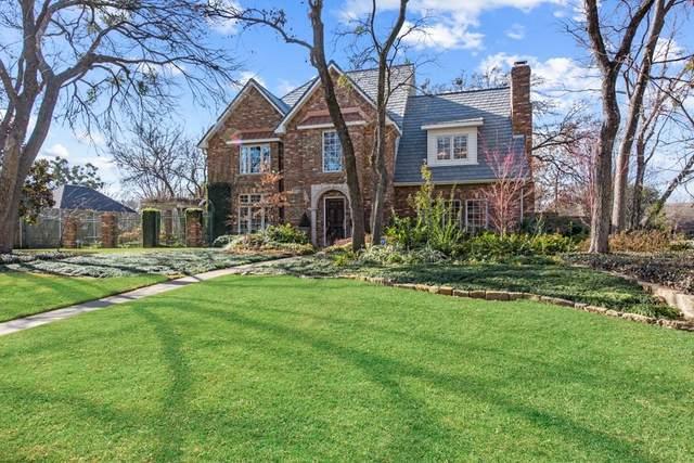 5100 Deerwood Park Drive, Arlington, TX 76017 (MLS #14501046) :: Potts Realty Group