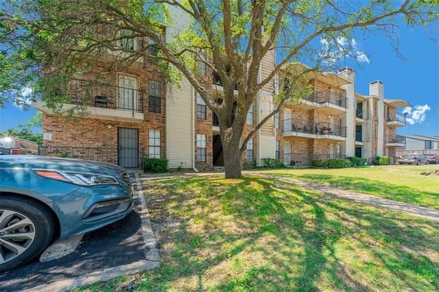 9520 Royal Lane #219, Dallas, TX 75243 (MLS #14501052) :: The Mitchell Group