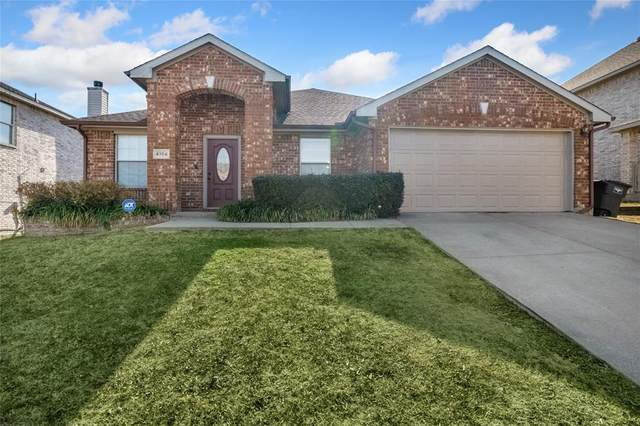 4164 Jenny Lake, Fort Worth, TX 76244 (MLS #14501059) :: All Cities USA Realty