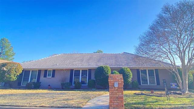 1122 Sunset Drive, Trophy Club, TX 76262 (MLS #14501064) :: The Kimberly Davis Group