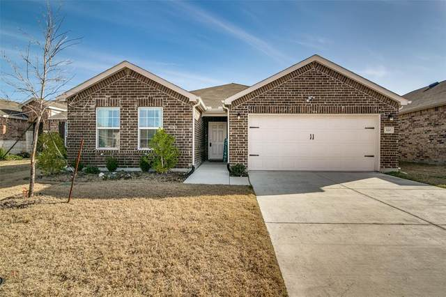 320 Snakeweed Drive, Fate, TX 75189 (MLS #14501077) :: Real Estate By Design