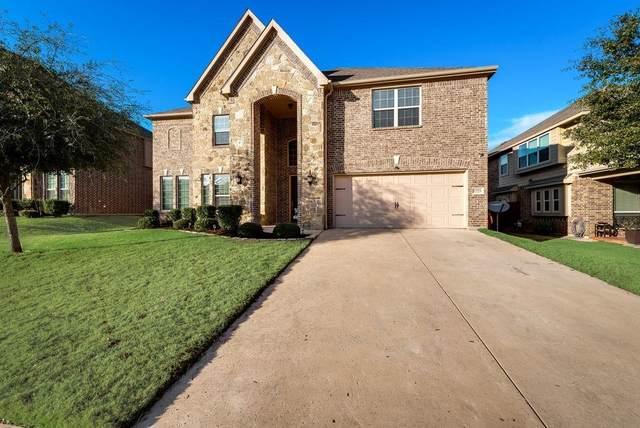 1225 Barberry Drive, Burleson, TX 76028 (MLS #14501087) :: The Kimberly Davis Group