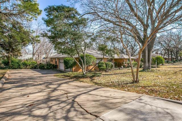 315 Azalea Drive, Grapevine, TX 76051 (MLS #14501095) :: Real Estate By Design