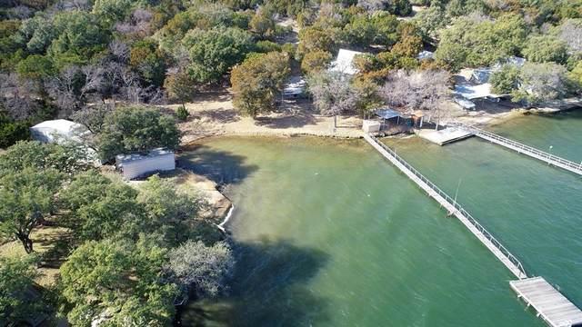 3813 Blue Fin Road, Possum Kingdom Lake, TX 76429 (MLS #14501100) :: Feller Realty