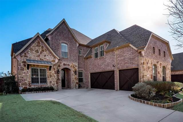 207 Crestbrook Drive, Rockwall, TX 75087 (MLS #14501104) :: Real Estate By Design