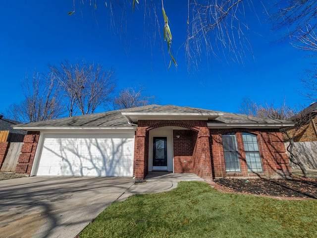 7625 Teresa Court, North Richland Hills, TX 76182 (MLS #14501167) :: The Mauelshagen Group