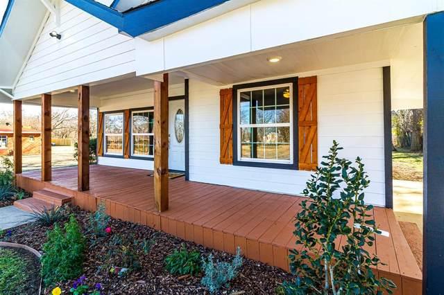 610 W Morton Street, Denison, TX 75020 (MLS #14501169) :: Lyn L. Thomas Real Estate | Keller Williams Allen