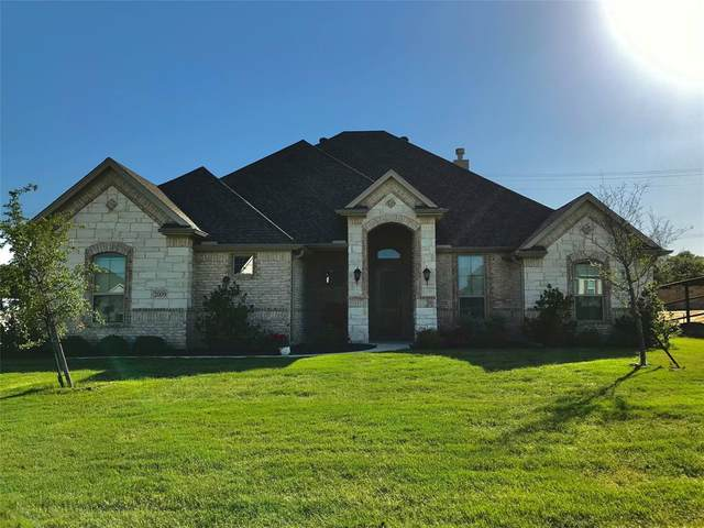 2009 Vanderbilt Drive, Weatherford, TX 76088 (MLS #14501178) :: Feller Realty