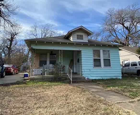 1137 S Oak Cliff Boulevard, Dallas, TX 75208 (MLS #14501184) :: Results Property Group