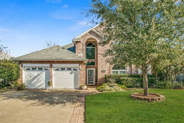 7816 Ember Oaks Drive, North Richland Hills, TX 76182 (MLS #14501186) :: The Mauelshagen Group