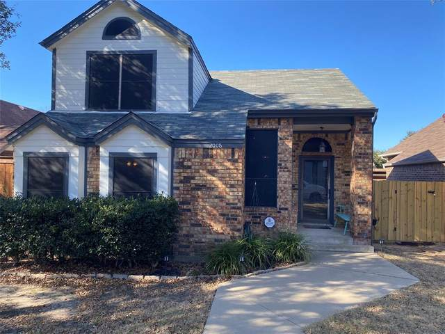 2008 Feather Lane, Lewisville, TX 75077 (MLS #14501188) :: Post Oak Realty
