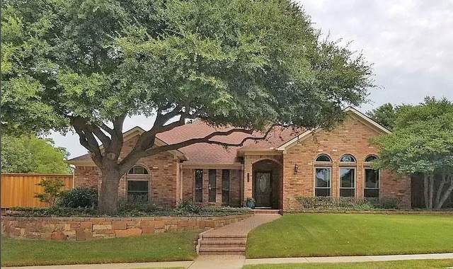 1529 Huron Trail, Plano, TX 75075 (MLS #14501189) :: Real Estate By Design