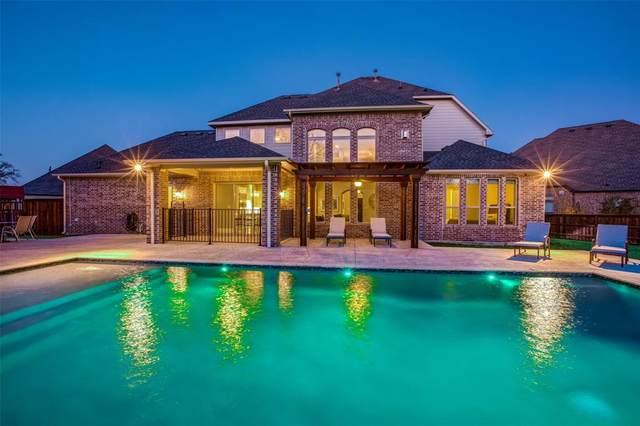 6804 Brahms, Colleyville, TX 76034 (MLS #14501192) :: The Good Home Team