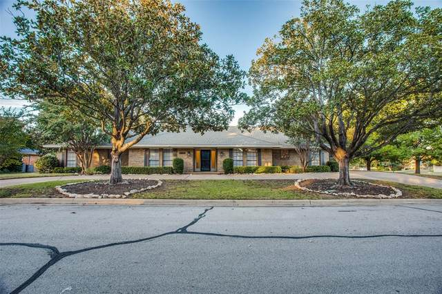 3825 Lands End Street, Fort Worth, TX 76109 (MLS #14501201) :: The Kimberly Davis Group